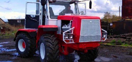 Трактор Т-150: модернизация и ремонт