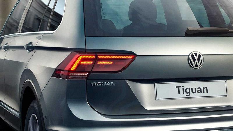 Задние амортизаторы Volkswagen Tiguan