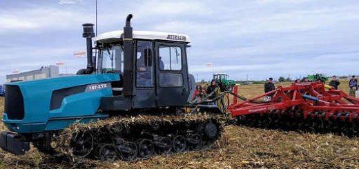 Гусеничный трактор ХТЗ-181.20