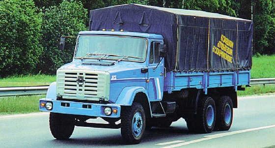 ЗИЛ-133Г4