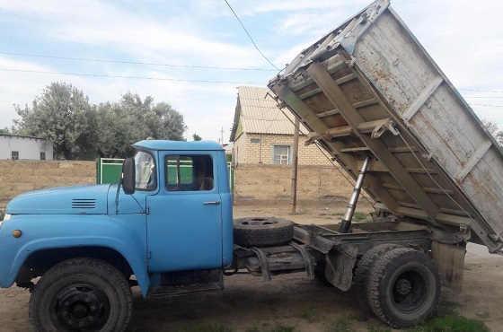 Автомобили-самосвалы ЗиЛ-ММЗ