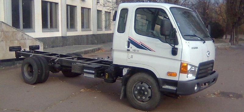 Hyundai HD 72