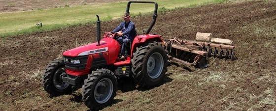 Трактор Mahindra 8000 4wd