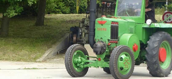 Traktor Ursus C-451