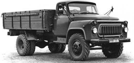 ГАЗ-53 «Рабочая лошадка»