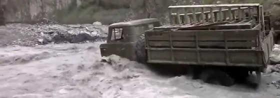 ГАЗ 66 - Шайтан машина