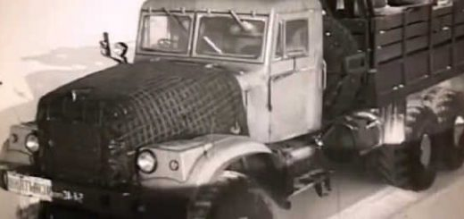 Автомобили КрАЗ для Севера