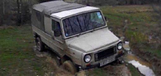 """Обзор на дизельный ЛуАЗ-969 """"Волынь"""""""