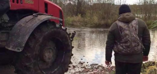Трактор МТЗ 3522 против Амкодора