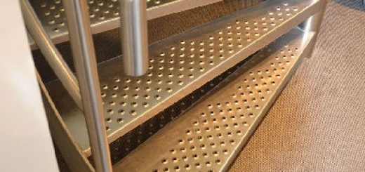 Металлоконструкции из нержавеющей стали