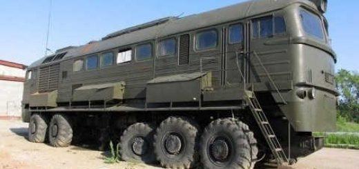 Заброшенная военная техника