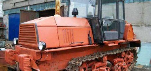 ВТ-100 - Волгоградский трактор