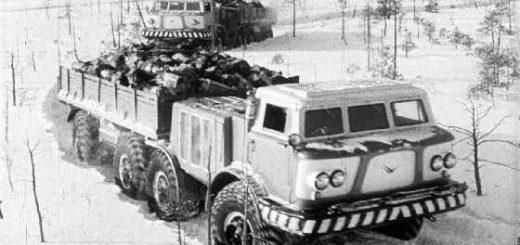 Эксплуатационные испытания автомобилей ЗИЛ-135