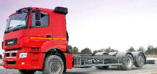 Колесная формула для грузовиков 6х2