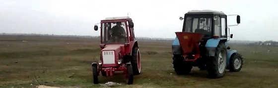 Трактор Т 25 Владимирец