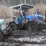 Самодельные трактора 4x4 против внедорожников