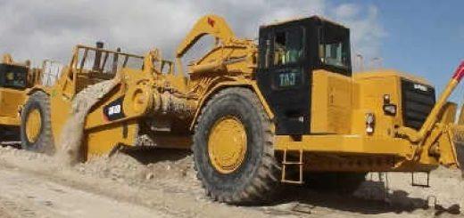 CAT 657