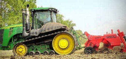 бу гусеничный трактор John Deere 9460RT