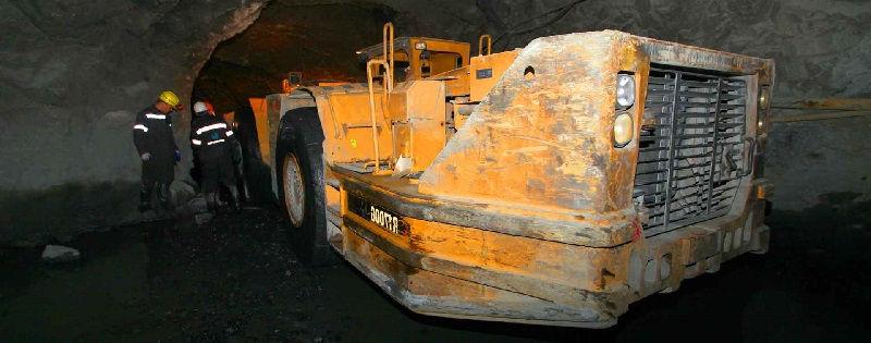 Шины для шахтной техники