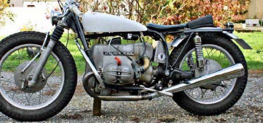 Мотоцикл Днепр Дизель
