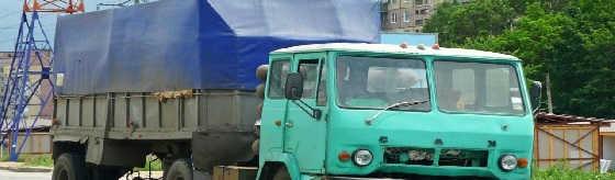 Тюнинг на грузовики КАЗ