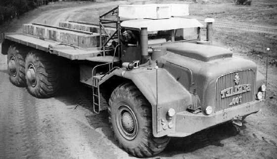 Проект T100 Французский грузовик