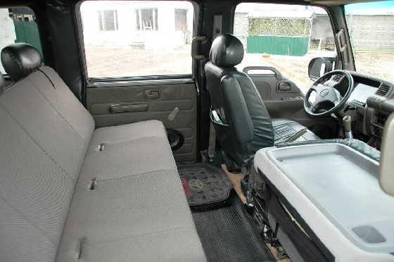 Самодельный внедорожник из ГАЗ-66