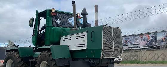 Тюнинг тракторов под любые задачи
