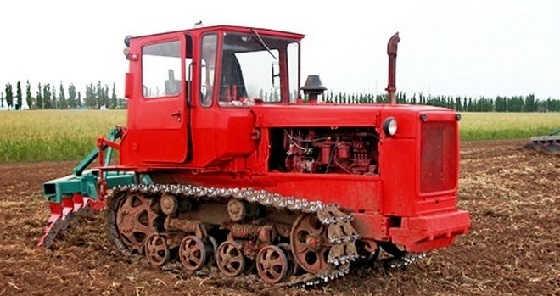 ДТ-175 ВОЛГАРЬ