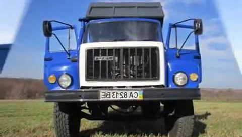 ГАЗ 4301 на базе зил 130