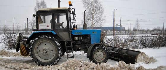 Трактор Беларус-82: интересные решения