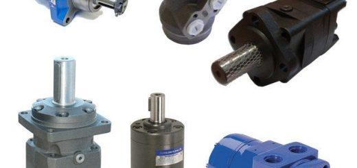 Гидромоторы: разновидности, применение, производство