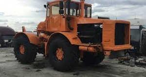 Кировец К-700 «Горбатый» 1973 г.в