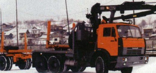Грузовик КАТАСИ - гибрид из 90-х