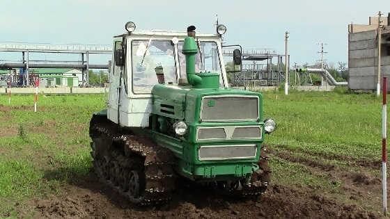 ТРАКТОР Т-150 В ДЕЛЕ
