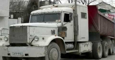 Тюнинг грузовиков в лихие 90 е