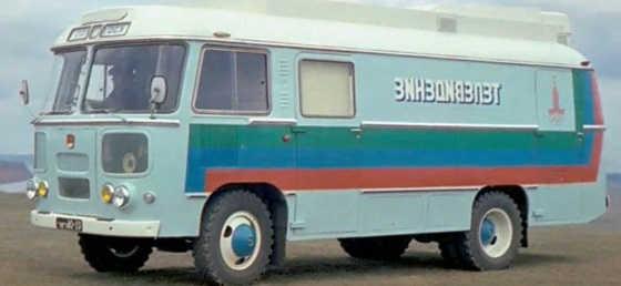 Автомобили Олимпиады-80