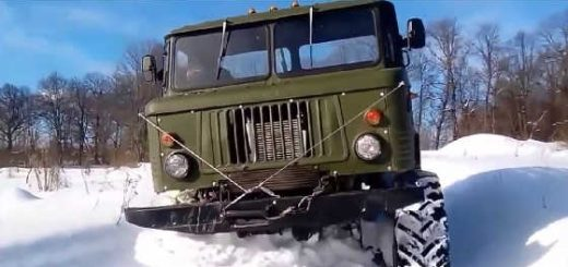 ГАЗ-66: Легендарная Шишига