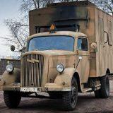 Грузовые автомобили первой половины ХХ века