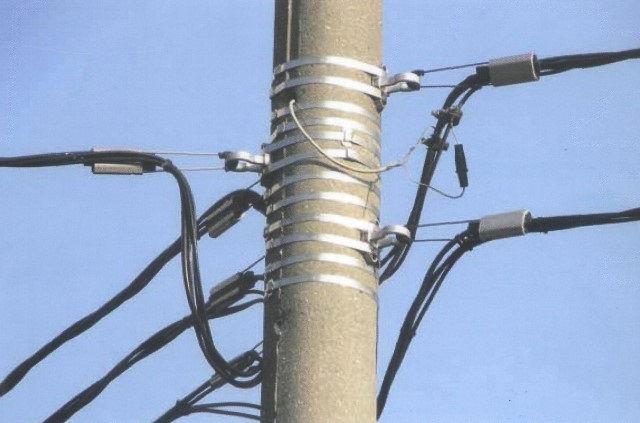Линейная арматура для сетей СИП-2