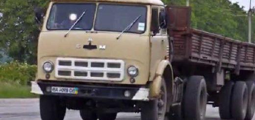 Легендарный МАЗ-500
