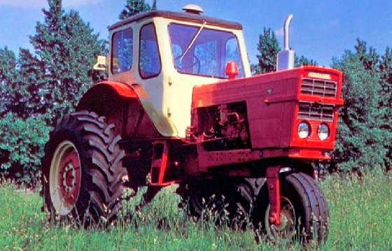 МТЗ-50Х