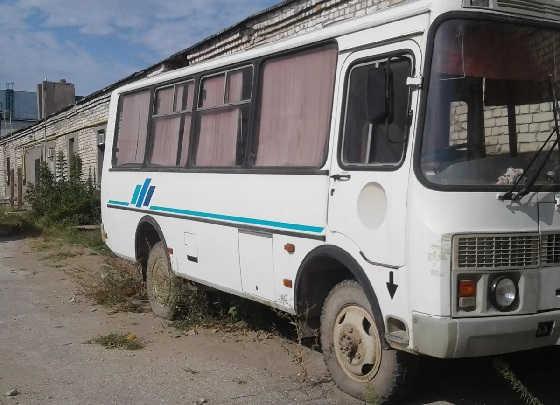 ПАЗ 3206 Вездеход 4х4