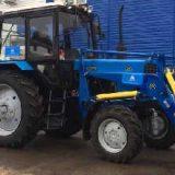 Погрузчик для трактора МТЗ Беларус-82.1