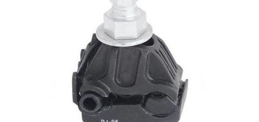 герметичный прокалывающий зажим P1-95