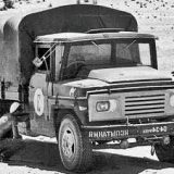 Редкий угловатый грузовик ЗИЛ 130