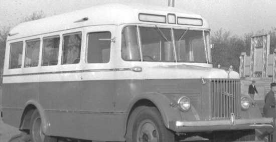 Грузовик ГАЗ 651