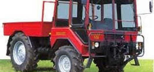 Трактор МТЗ ШУ-356