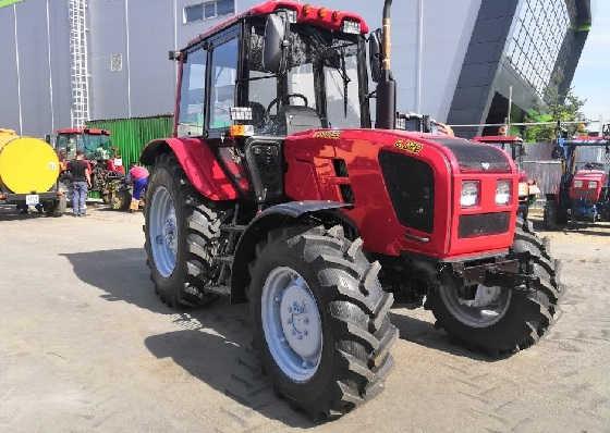 Новый МТЗ-923