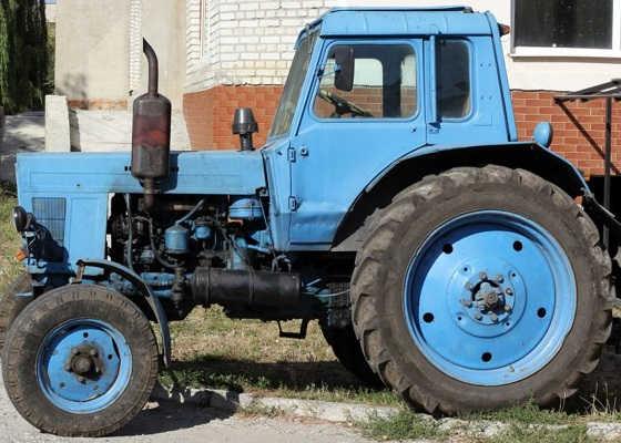Трактор «Беларусь» с полным приводом